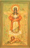 Богиня Ашера