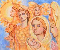 Пять Богинь