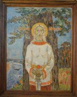 Святой Аскольд-Николай